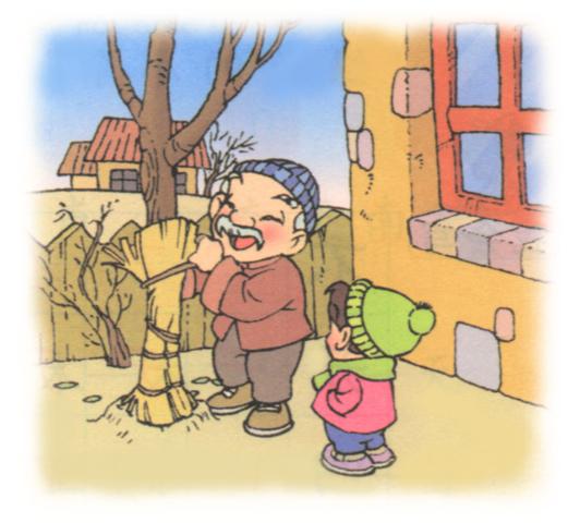 《课件和小树》爷爷课文111晏子使楚ppt插图图片