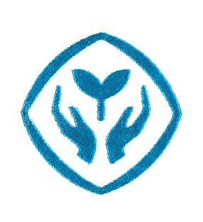 轴对称图形-人教logo